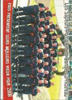 Vieux Papier :  Calendrier  :  Pompier  CONDE  Sur  NOIREAU  2008 - Grand Format : 2001-...