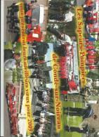 Vieux Papier :  Calendrier  :  Pompier  CONDE  Sur  NOIREAU  2009 - Grand Format : 2001-...