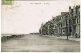 De Panne, La Panne, La Digue  (pk8798) - De Panne
