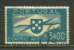 Portugal Air Post #4 Used - L3268 - Poste Aérienne