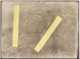 Draibank Flandres Flanders Belgique Ferme Mazeppa Photo Aérienne Française 19/8/17  Poilus 14-18 WWI Ww1 1wk 1914-1918 - War, Military