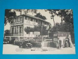 17) Saint-george-de-didonne - Vallières - Royan ( Hotel De La Foret  : DREUX  Successeurs )  - Année 1928- EDIT - - Saint-Georges-de-Didonne