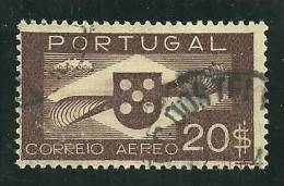 Portugal Air Post #9 Used - L3269 - Poste Aérienne