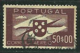 Portugal Air Post #10 Used - L3270 - Poste Aérienne