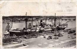 Bordeaux - 52 - Les Quais - Bateaux En Charge - Le Amstelkere - - Commerce