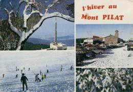 L'Hiver Au Mont Pilat, La Jasserie- Lavalla-en-Gier-Graix -le Bessat- - Mont Pilat