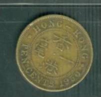 Hong Kong 10 Cents 1950 - Laura 7503 - Hongkong