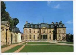 Champs Sur Marne - Le Château - Façade Et Cour D'honneur - France