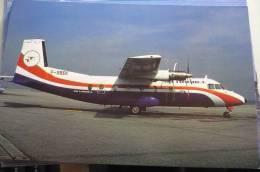 AIR LITTORAL   NORD 262A   F GBEK - 1946-....: Moderne