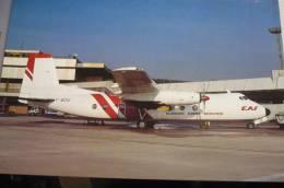 EUROPE AERO SERVICE   HERALD 210   F BOIZ - 1946-....: Ere Moderne
