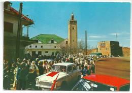 MAROC - IMOUZZER Arrivée De La Mecque (très Animée, Simca Aronde P 60)  N° 136 - Other
