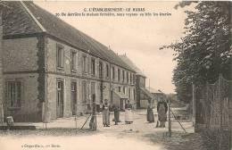 Cpa76 Grugny Etablissement Les Haras - France