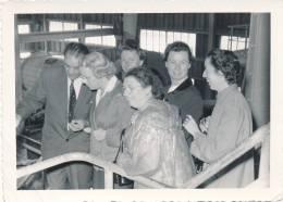Visite Usine à ASSE 1960 -noms Au Verso - Orte
