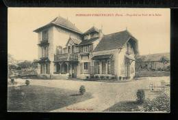 PRESSAGNY-L-ORGUEILLEUX - Propriété Au Bord De La Seine - Otros Municipios