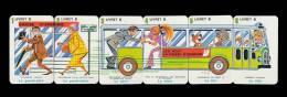Humour / Arrêt De Bus - Autobus Transport  / IM 51/67 - Unclassified