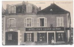 89 - Yonne - Lezinnes - Hotel L'union Fait La Force - Autres Communes