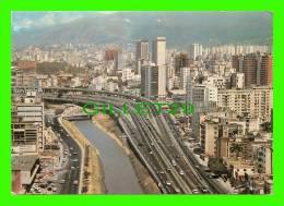 CARACAS, VENEZUELA - AUTOPISTA DEL ESTE - CITY HIGHWAY - - Venezuela