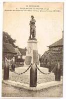 SAINT-HILAIRE-DE-BRIOUZE (Orne)  Monument Aux Morts....... - Autres Communes