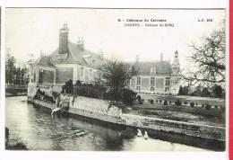 COMMES  ( Calvados  )  Château Du BOSQ - France