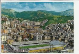 CARTOLINA  DI  GENOVA STADIO DI CALCIO L. FERRARIS SPEDITA NEL 1985 - Genova (Genua)