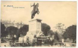 Plaza De Oriente, Madrid, Spain, 1900-1910s - Madrid