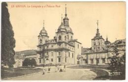 Le Colegiata Y El Palacio Real, La Granja (Segovia), Spain, 1900-1910s - Segovia