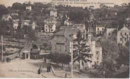 BESANCON (.vue Generale De Beauregard Et Le Funiculaire  ) - Besancon