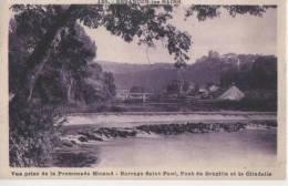 BESANCON (..vue Prise De La Promenade Micaud   ) - Cartes Postales