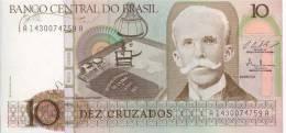 Brésil - 10 Cruzados - Brazil