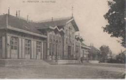 BESANCON (..la Gare Viotte ) - Besancon