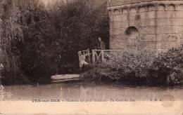 POST CARD CPA - VER SUR MER 14 Calvados - Hameau Du Petit Trianon - Un Coin Du Lac - Autres Communes