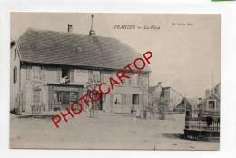 FRAHIER-Boulangerie Epicerie Henri FAIVRE-la Place-Commerce-Etat Superbe-1911- - France