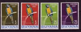 Guyana ** (N4) - Birds