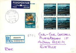 Iceland Cover R. 1976 - Island