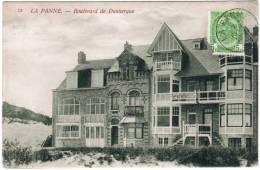De Panne, La Panne, Boulevard De Dunkerque (pk8835) - De Panne