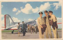 American Airlines - 1946-....: Ere Moderne
