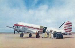 DOUGLAS  DC 3 - Air Algérie - Comité National De L'Enfance - 1946-....: Moderne