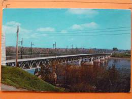 E1-Canada-trois Rivieres--le Pont Duplessis Relianttrois Rivieres Au Capde La Madeleine-- - Trois-Rivières