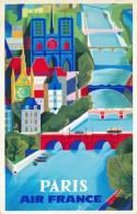 AIR FRANCE - Paris - Vernier - 1946-....: Ere Moderne