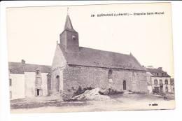 GUERANDE  --  Chapelle Saint-Michel - Guérande