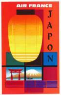 AIR FRANCE - Japon - Nathan - 1946-....: Ere Moderne