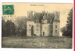 GLANVILLE  ( Calvados  )   Le Château - Autres Communes
