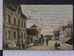 GERMANIA -  GRUSS AUS NIEDERMORSCHWEILER  N. 5790 - Elsass