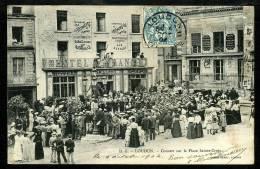 86 - LOUDUN - Concert Sur La Place Sainte Croix - ANIMÉE - Loudun