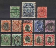 AFS 6 - AFRIQUE DU SUD Lot De 14 Val. Oblitérés - Sud Africa (...-1961)