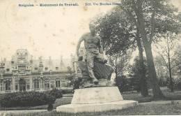 Soignies Monument Du Travail - Soignies