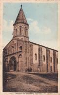 21668 LES MOUTIERS LES MAUXFAITS - L'église -1342 Jehly Poupin - ! état !