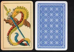 Carte à Jouer - 1 Pièce - Voir Scanner - Kartenspiele (traditionell)