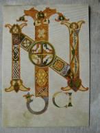 Book - Oslender - Initium St. Evangelii -   -codex - Library  Parchement  - D95164 - Bibliothèques