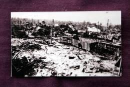 Triage Gare Fleury Les Aubrais En 1944 - Guerre Destruction Ruines - Train Tren Wagon - Treni
